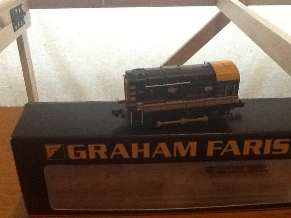 I snapped up this cracking model would love to see a layout way this era on it.