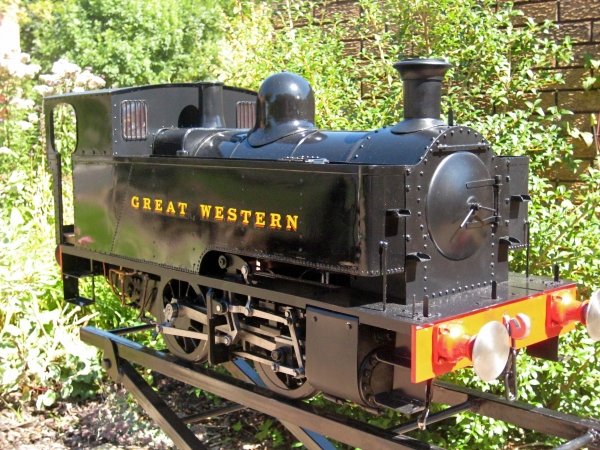 Why not try a Dock Tank.    Very straight forward loco just like the prototype built for shunting at Swansea docks.  Performs very well.    Jim Vass sold drawings and castings - now Horley Miniature Locomotives