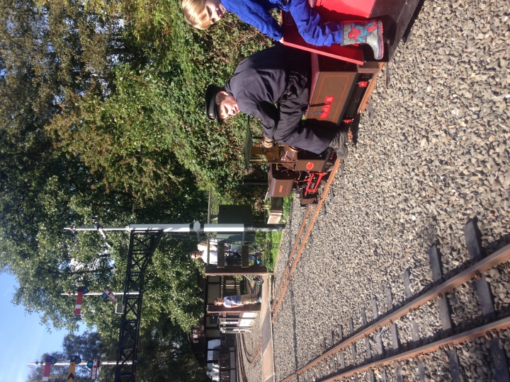 Narrow gauge weekend EWR