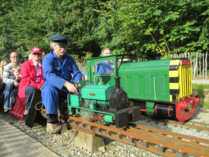 Abbeydale Miniature Railway