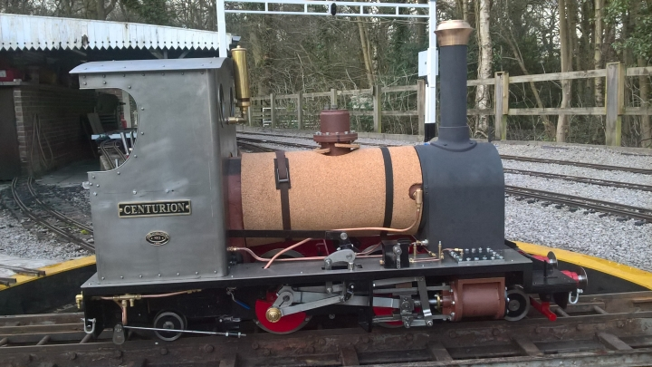 New loco arrives at Abbeydale