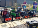 Locomotives await at City of Oxford SME