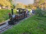 East Herts Miniature Railway- Remembrance Sunday 2019