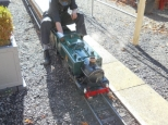 Paddington at Mizens Railway