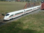 German ICE train