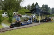 Albert Falls Miniature Railway - South Africa