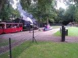 Audley End 7 1/4  and 10 1/4 railway