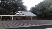 Ravensprings Park's New Station Canopy