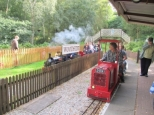 My loco DON visits Pettypool