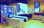 Bristol Model Eng & Hobbies Exhibition Stand 2012