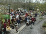 Easter at Mizens Railway