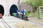 E.W.R. Standard gauge weekend Sunday 21-06-2015