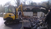 WINTER WORK AT ABBEYDALE
