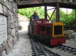 NEW CARRIAGE SHED AT ABBEYDALE