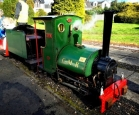 Strathaven Miniature Railway, Sep 2018