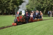 'Sophie B' at Burnley Gala/AGM