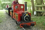 Mizens Railway Charity Day