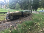 Paddington at Cyfarthfa Miniature Railway