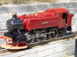 LLanelli & District Model Engineers Pembrey August 2015