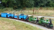 Rugby Narrow Gauge Weekend  a gathering of Darjeeling A