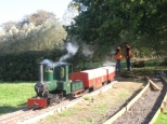 Bentley Miniature Railway 2010